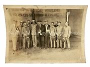 Vintage 1919/20 Ringling Brothers Merger Circus History Photo