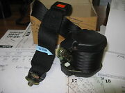 Vintage W115 Chassis Mercedes-benz 240d And 300d Seat Belt-rear A115 860 3985