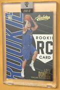 Luka Doncic 2018-19 Panini Absolute Uncirculated Rc Factory Sealed Sp Card58