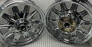 Indian Chieftain Chrome Oem Wheels Set 2014 -20 1522506-440 Mag Rims Outright