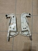 1997 Johnson Evinrude 90hp Stern Brackets Port And Starboard Side 1