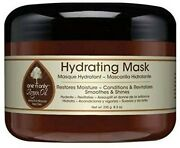 One Nand039 Only Argan Oil Hydrating Mask 8.3 Oz Pack Of 9