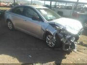 Driver Front Door Vin P 4th Digit Limited Express Down Fits 12-16 Cruze 385373
