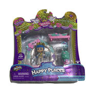 Shopkins Happy Places Royal Trends Charming Wedding Arch Playset Lil Shoppie