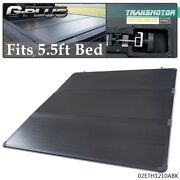 Hard Tri-fold Truck Tonneau Cover For 2015-2020 Ford F150 5.5 Ft Short Bed