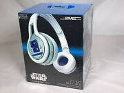 Sms Audio 50 Cent Star Wars R2-d2 Headphones 2nd Edition On-ear Wired New Sealed