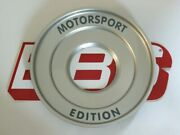 1 Bbs Rc Motorsport Edition Center Cap Plate 58mm Opening 09.23.519