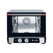 Axis Ax-514rh Single Deck Half Size Electric Convection Oven With Manual Cont...