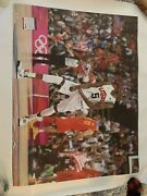 Kevin Durant Autograph Signed 30x40in Canvas Team Usa Olympics Brooklyn Nets