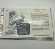 The First U.s. Commemorative Stamp Issues Pages Only 9 Blank Pages For Additions