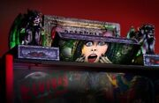 Elvira House Of Horrors Pinball Topper 502-7105-00official Stern Last New In Box
