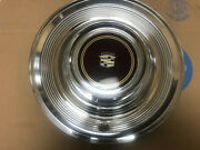 4- Cadillac Fleetwood Brougham Deville Rwd 15 Hubcap Wheel Covers 1980-1981 Nos