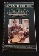 Longaberger 1999-00 Seventh Edition Bentley Guide Pre-owned Very Good Condition
