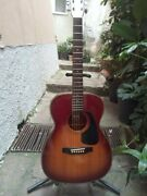 Chitarra Acustica Morris Mf-202 Acoustic Guitar Right-handed 6 String Brown