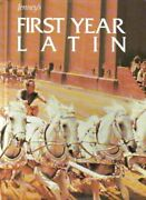 Jenneyand039s First Year Latin Grades 8-12 The Allyn And Bacon Latin Program 1987...