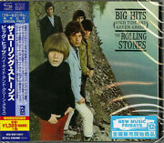 The Rolling Stones Big Hits High Tide And Green Gr Japan Cd Shm Uicy-78115 2016