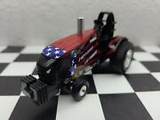 Case 164 Freedom To Farm Tractor Pulling Puller Hot Rod Truck 4x4 Ertl Pull Dcp