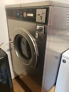 Speed Queen 3 Phase Coin Op Front Load Washer