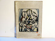 Sadao Watanabe The Last Supper Mingei Style Stamped And Signed Print 1973
