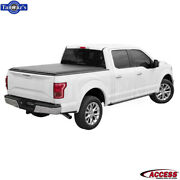 Access Limited Roll Up Tonneau Cover For 17-20 F-250/f-350/f-450 6 3/4 Ft Bed