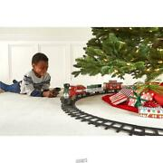 Classic Lionel Train A Tender Car, Gondola Holding Crates Of Christmas Presents