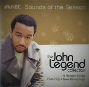 The John Legend Collection - Nbc Sounds Of The Season Cd New Sealed