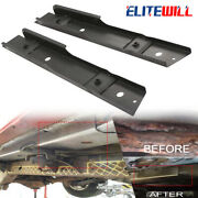 2x Full Tub Body Mount Rust Repair Fit For 1997-2006 Jeep Wrangler Tj Right Left