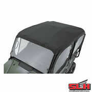 Genuine Honda Oem 2016-2021 Sxs1000 Pioneer 5p Black Fabric Roof/rear Panel