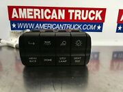 Freightliner Cascadia Dash Panel Control Switch P/n A06-60973-000 W/ Connector
