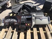 International Lonestar Complete Dash Assembly P/n Abr Ip 224266 And 2-3039