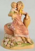 Ariel First Issue Presepio Collection Italy 1992 Fontantini Nativity Figure