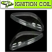 Headlight Lens Cover Front Lamp For 1998-2006 Benz W220 2 Pcs Us Stock New