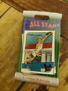 Disney All Stars Trading Cards Hercules Discus Limited Edition Pin