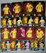 Panini Wc Russia 2018 Limited Normal Size And Xxl + Prizm Base Team Australia