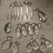 Glass Prisms, Miscellaneous Drops, Teardrops, Rounds