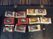 11 Delivery Trucks Good For American Flyer Or Lionel Train Layout