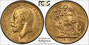 1925p Sovereign In Pcgs Ms61