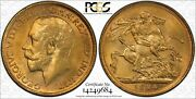 1924s Sovereign In Pcgs Ms62