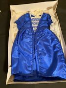 Pleasant Co. American Girl Felicity's Christmas Gown And Stomacher Archived- Nib-