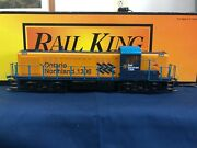 Mth Ontario And Northland Rs-3 Diesel Engine 30-2608-1 Protosound 2