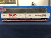 Atlas O Providence And Worcester 89'4 Flat Car W/ 2 45' Pine Trailers 6972-4