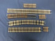 Gargraves O Gauge Straight Track Various Sizes Cut 71 Pack For Mth Lionel
