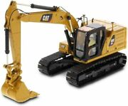 Cat Caterpillar 323 Hydraulic Excavator With Operator And 4 Work Tools 1/50