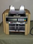 Glory Gfr-100 Mixed Us Currency Counter/discriminator Reads Bills 1-100
