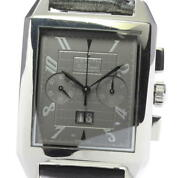 Zenith Grand Port Royal 03.0550.4010 Grand Date Gray Dial Automatic Menand039s_591427