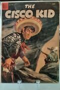 The Cisco Kid 27 Golden Age Dell Comic May/june 1955