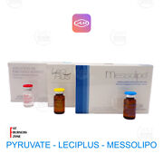Kit Reduction Mesotherapy Armesso Fat Reduction Messolipo Leciplus Pyruvate