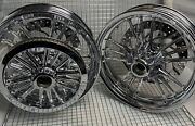 Rims Indian Scout And Scout Sixty 2015 -20 Chrome Wheels Pulley Rotors Exchange