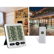10xambient Weather Thermometers And Hygrometers Indoor Outdoor High-precision