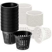 10x3 Inch Net Cup Hydroponic Tank 50pack Hydroponic Planting Basket